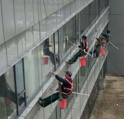 合肥外墙清洗、翻新操作流程